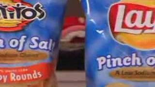 Low Sodium & Healthy Snacks