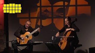 Anja Lechner & Pablo Márquez - Die Nacht - Franz Schubert   Yellow Lounge