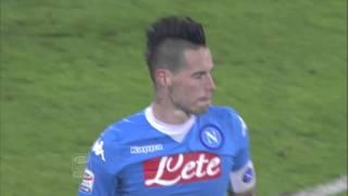Napoli-Roma 0-0 -16a Giornata Serie A TIM 15/16 - Sintesi