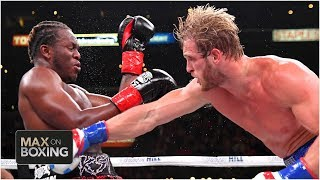 What can the KSI-Logan Paul match teach the boxing world? | Max on Boxing