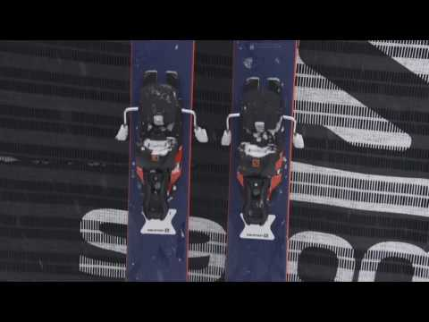 2017 Salomon QST Skis - aussieskier.com