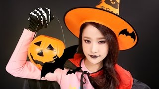 Carrie Witch of Halloween inflatable toys play | CarrieAndToys