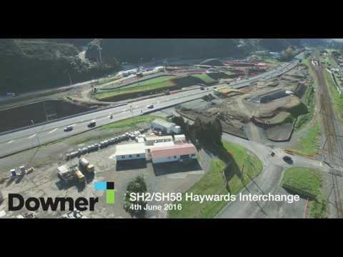 SH2/SH58 Interchange - June 2016 Update