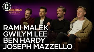 Bohemian Rhapsody Cast Interview