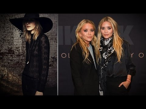 Mary Kate and Ashley Olsen Launch a New Fashion Line! | Fashion ...
