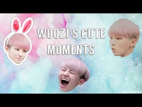 Seventeen: Woozi's Cute Moments
