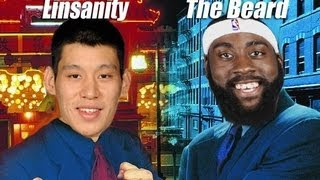 Jeremy Lin  amp  James Harden  RUSH HOUR 4 - Fung Bros Rush Hour 4 Jeremy Lin James Harden