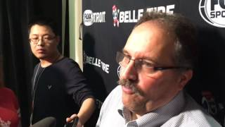 SVG on Pistons' comeback win over Toronto