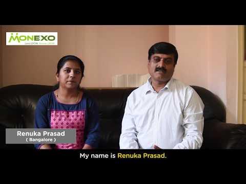 Renuka Prasad - Monexo Borrower | Personal Loan for Home Renovation