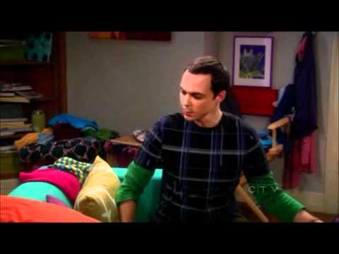 Sheldon Explains Why He Can T Sleep On Penny S Couch The