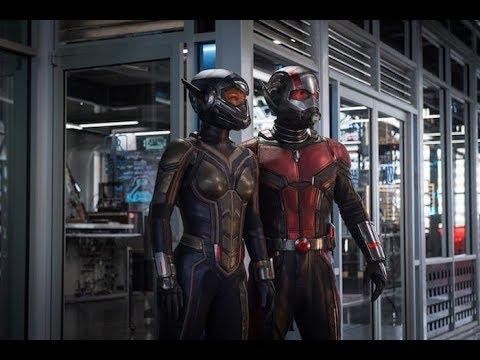 Ant Man y la Avispa - Trailer espan?ol (HD)
