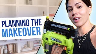 DIY Home Office Makeover: Part 1   MeganBatoon