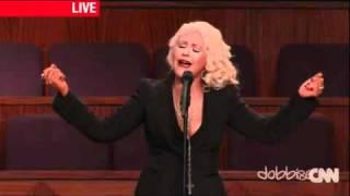Christina Aguilera - At Last  Etta James Funeral