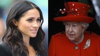 Royal Insiders Urge Meghan Markle To Seek Queen's Help To Deal With Negative Rumors