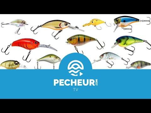 Crankbait - lexique Pecheur.com