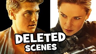 10 DELETED & CENSORED Scenes From MISSION IMPOSSIBLE Fallout