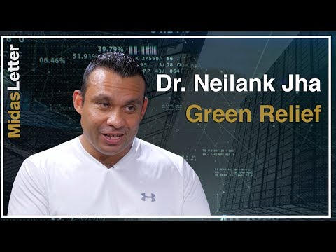 Green Relief CEO, Dr. Neilank K Jha on CBD Recovery in Sport