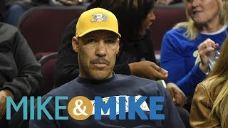 LaVar Ball Not A Concern To NBA Commissioner Adam Silver | Mike & Mike | ESPN
