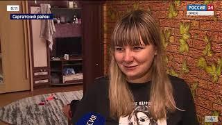 «Вести Омск» на канале «Россия-24», утренний выпуск от 10 декабря 2020 года