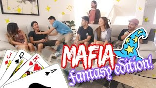 Playing Mafia! (Fantasy Edition)