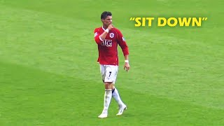 Cristiano Ronaldo's Most Savage Moments!