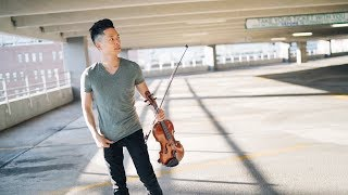 Attention - Charlie Puth - Violin cover by Daniel Jang