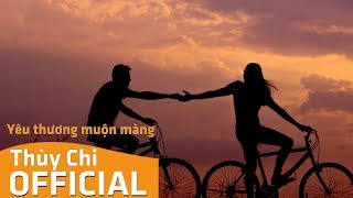 Yêu Thương Muộn Màng   Thùy Chi ft. Minh Vương M4U   Official MV Lyric 4K