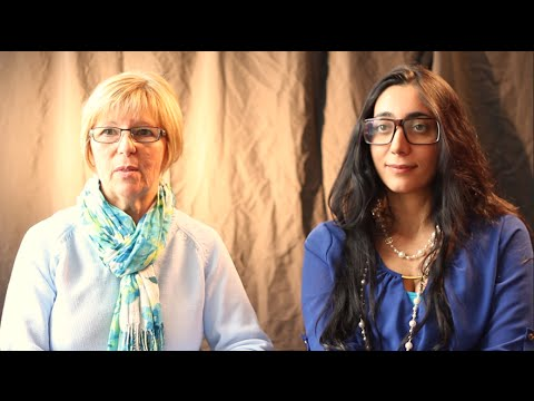 Video: Family Caregiver Perspectives: Sara Shearkhani and Carole Ann Alloway