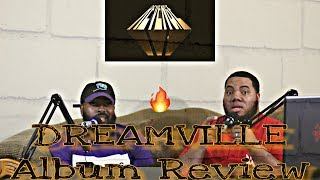 DREAMVILLE - REVENGE OF THE DREAMERS III - (ALBUM REVIEW)