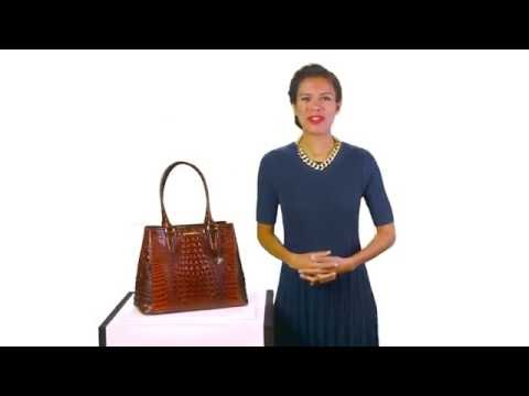 Brahmin Joan Tote Video