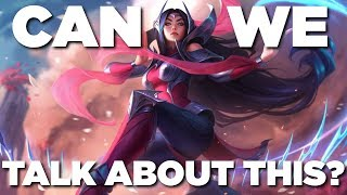 Can We Talk About This? Irelia