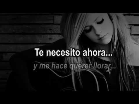 Avril Lavigne - Innocence (español)