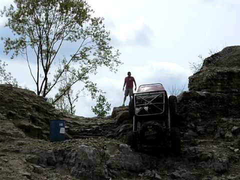 Making the Bonus Line at Hannibal Rocks | Axleboy YJ