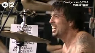 Queens Of The Stone Age - Song For The Dead (feat. Dave Grohl, Werchter 2002)
