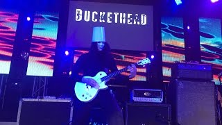 Buckethead - Lebrontron/Welcome to Bucketheadland - Culture Room - May 2016