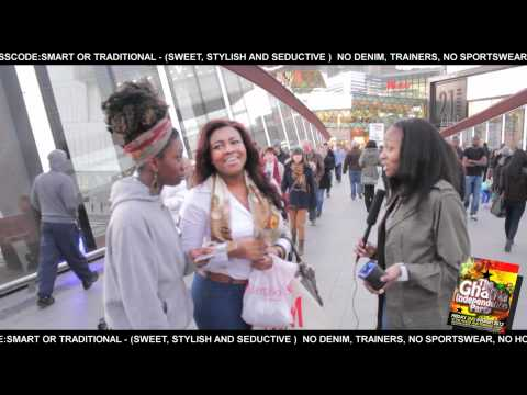AZONTO CHALLENGE AT STRATFORD WESTFIELD WITH REMEL LONDON - THAT CLUB PROMO FOR MARCH 2ND 2012