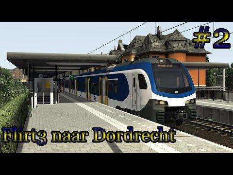 Flirt3 naar Dordrecht - Train Simulator 2017 (Livestream #2)
