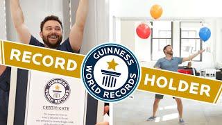 We Broke A World Record!