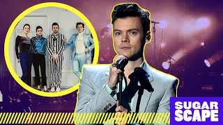 HARRY STYLES' Band Talks About TOUR + ZAYN'S New Tattoo