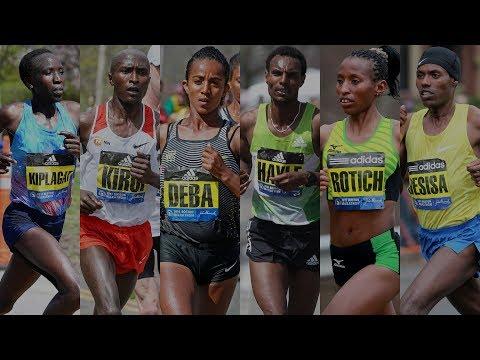 John Hancock Announces 2018 Boston Marathon International Elite Field