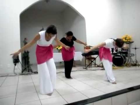 Baixar coreografia- Eu Me Rendo- Renascer Praise