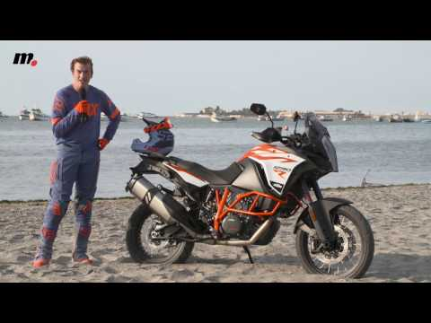 KTM 1290 Super Adventure R | Presentación / Primera Prueba / Test / Review en español | motos.net