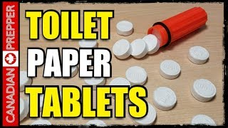 The Best Invention You Don't Know Exists: Toilet Paper Tablets