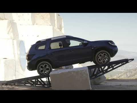 Essais Presse Nouveau Dacia DUSTER en Grèce