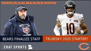 Chicago Bears News: Matt Nagy Announces Coaching Changes Including John DeFilippo As QBs Coach