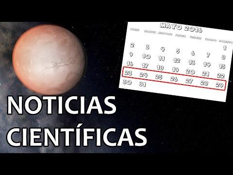 Marte tuvo una edad de hielo | Noticias 23/5/2016