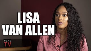 """Lisa Van Allen on R Kelly Buying Her a New Mustang, Dissing Her on 'I Admit"""" (Part 12)"""