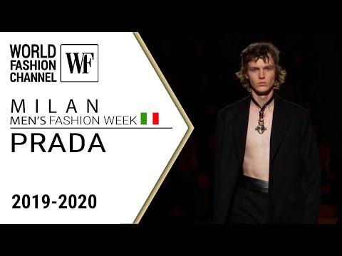 Prada | Fall-winter 19-20 Milan men's fashion week