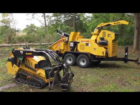 Brush Chippers | Equipment | Vermeer