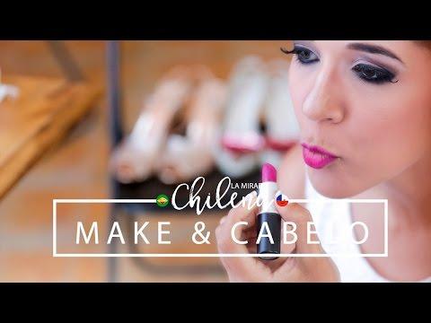 Preferências de Maquiagem & Cabelos entre Brasileiras e Chilenas | La Mirada Chilena 3ª temp.